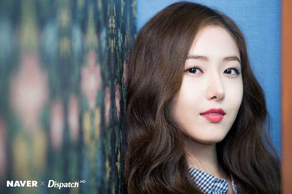Tags: K-Pop, G-friend, SinB, Black Eyes, Dispatch, Parallel