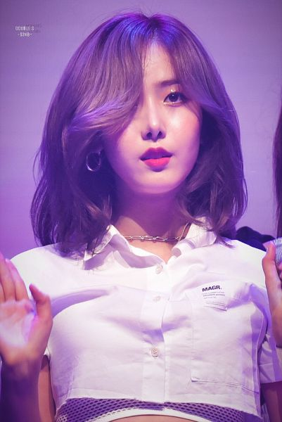 Tags: K-Pop, G-friend, SinB
