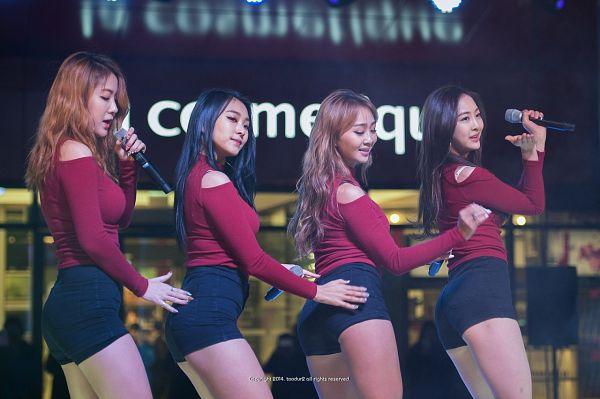 Tags: K-Pop, Sistar, Soyou, Dasom Kim, Hyorin, Bora