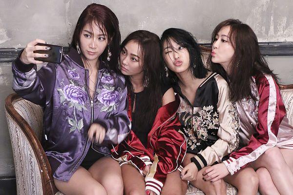 Tags: K-Pop, Sistar, Hyorin, Bora, Soyou, Dasom Kim