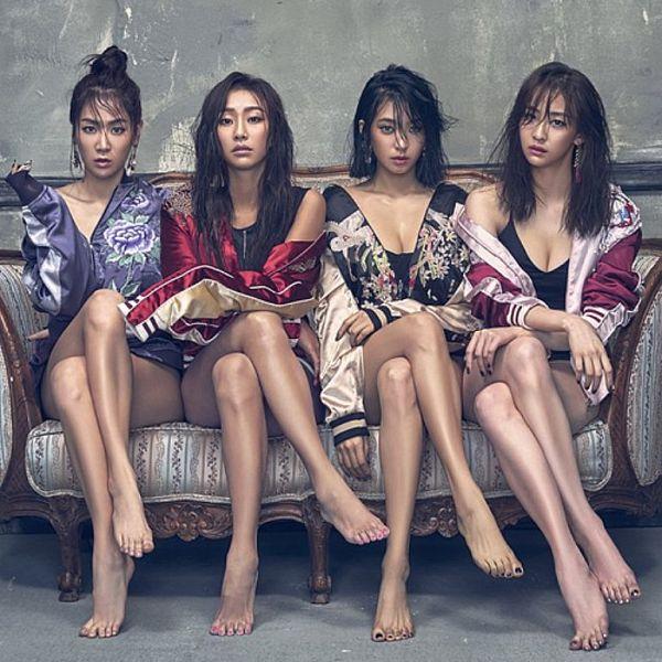 Tags: K-Pop, Sistar, Bora, Hyorin, Soyou, Dasom Kim, Suggestive, Cleavage