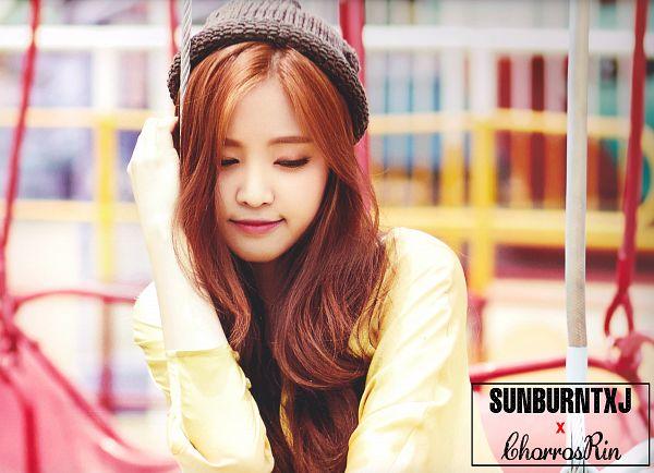 Tags: K-Pop, Apink, Son Na-eun, Hat, Wallpaper