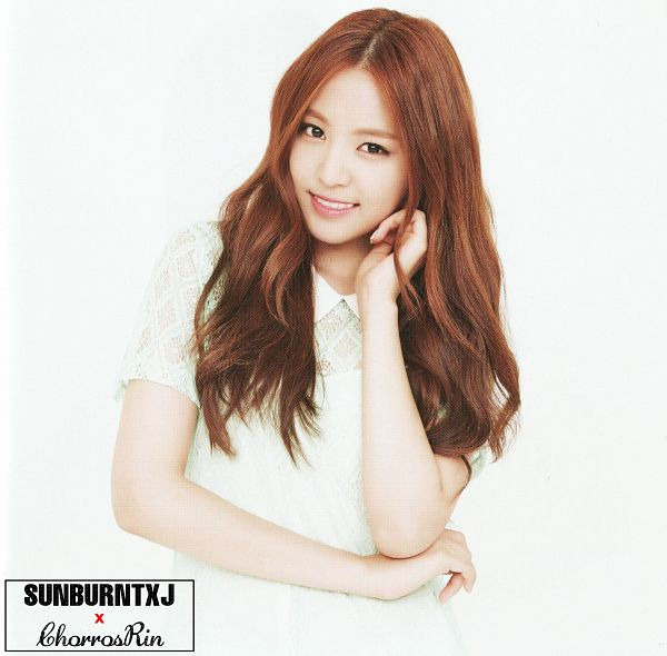 Tags: K-Pop, Apink, Son Na-eun, White Dress, White Outfit, Crossed Arms, Pink Luv