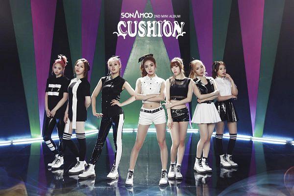 Tags: K-Pop, Sonamoo, NewSun, Seong Minjae, High.D, Ji Sumin, Hong Euijin, Kim Nahyun, D.ana