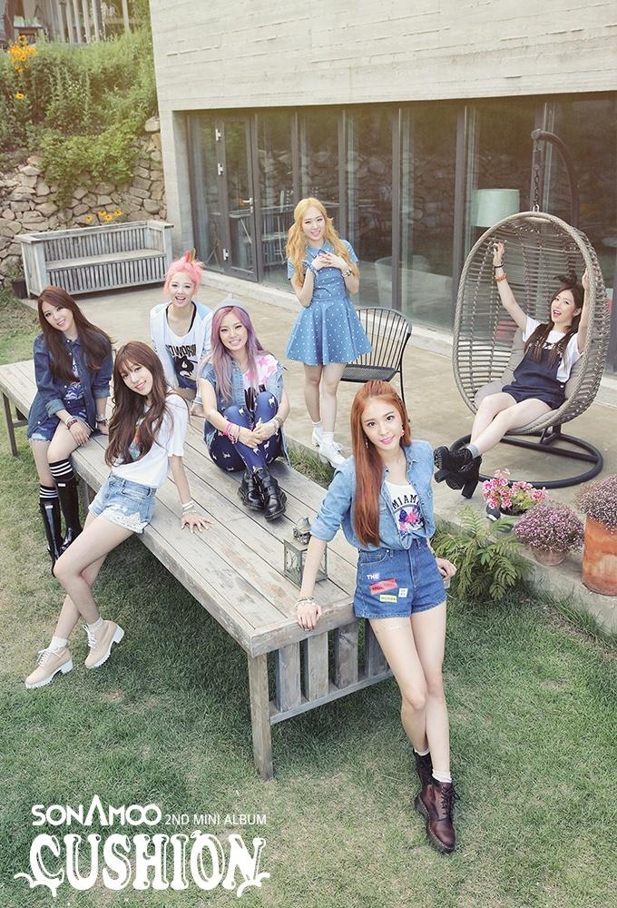 Tags: K-Pop, Sonamoo, Kim Nahyun, D.ana, NewSun, Seong Minjae, High.D, Ji Sumin, Hong Euijin