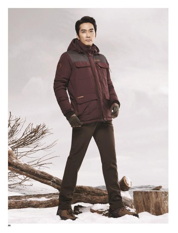 Tags: K-Drama, Song Seung-heon, Snow, Kolping