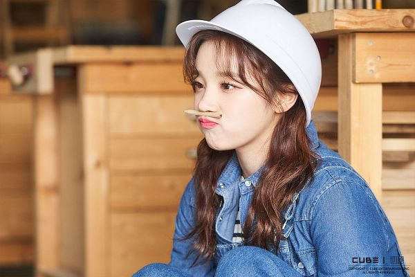 Tags: K-Pop, (G)-I-DLE, Song Yuqi