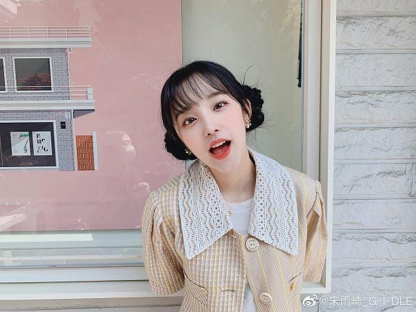 Tags: K-Pop, (G)-I-DLE, Song Yuqi, HD Wallpaper, Wallpaper