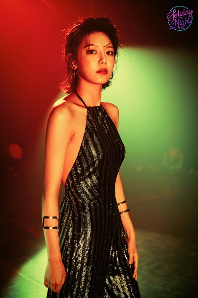 Tags: K-Pop, Girls' Generation, Sooyoung, Holiday Night (album)