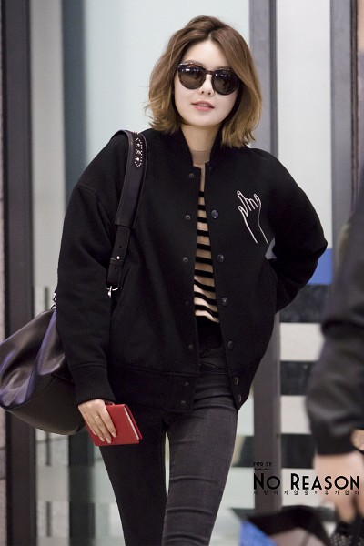 Tags: K-Pop, SM Town, Girls' Generation, Sooyoung, Airport