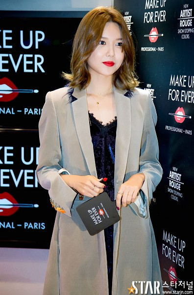 Tags: K-Pop, Girls' Generation, SM Town, Sooyoung, Red Lips
