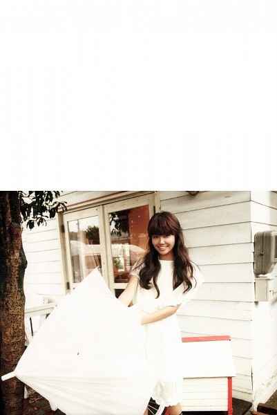Tags: K-Pop, Girls' Generation, Sooyoung, Umbrella, White Outfit, White Dress, Android/iPhone Wallpaper, Girls' Generation: The First Photobook In Tokyo