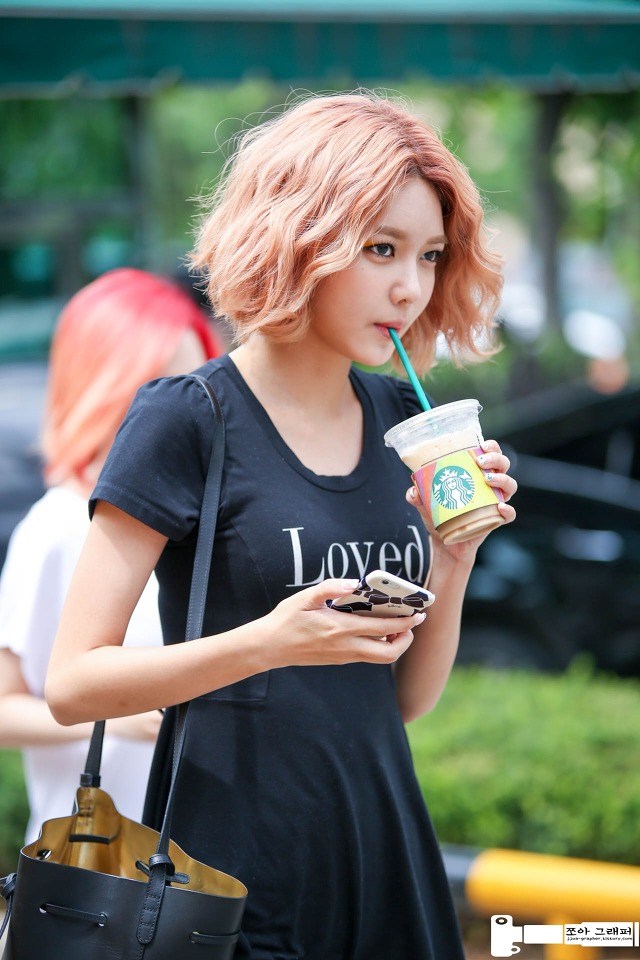 Tags: K-Pop, Girls' Generation, SM Town, Sooyoung, Black Dress ...