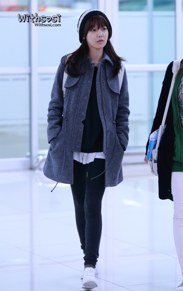 Sooyoung airport fashion  Studio74