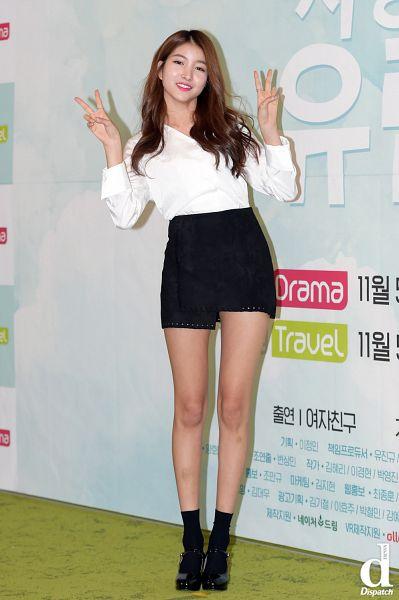 Tags: K-Pop, G-friend, Sowon, V Gesture, Dispatch