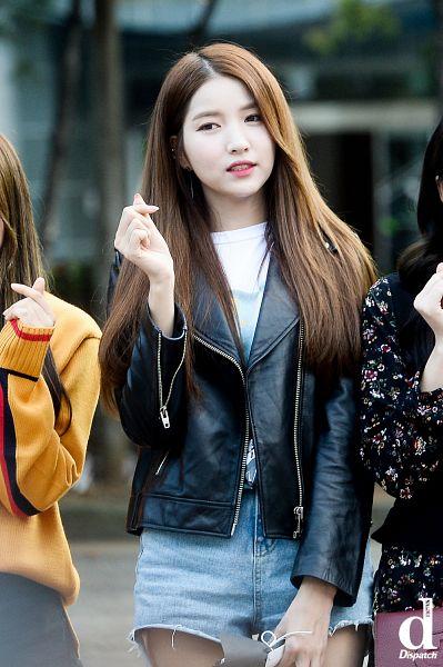 Tags: K-Pop, G-friend, Sowon, Dispatch
