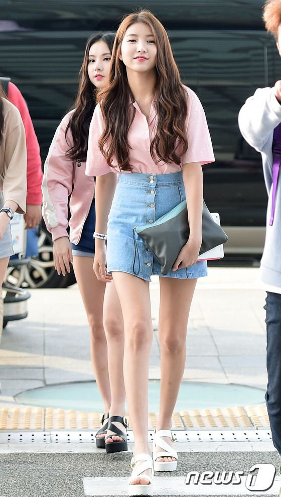 Tags: K-Pop, G-friend, Umji, Sowon