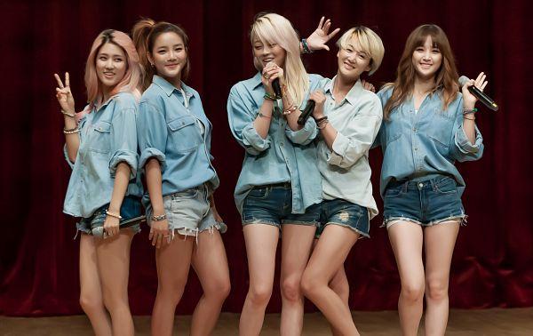 Tags: K-Pop, Uni.T, Spica, Park Narae, Yang Jiwon, Kim Bohyung, Kim Boa, Sihyun