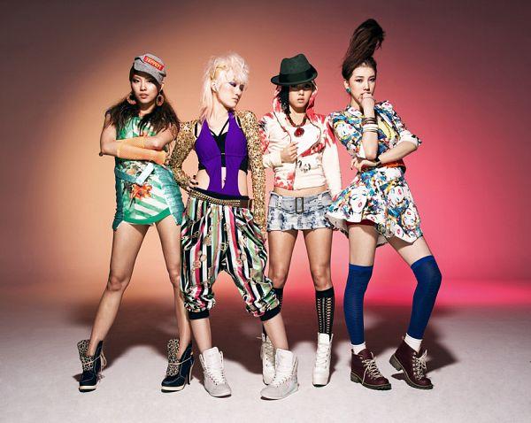 Tags: K-Pop, Miss A, Wang Feifei, Bae Suzy, Meng Jia, Min, Four Girls, Full Group, Quartet, Step Up