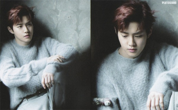 Tags: SM Town, K-Pop, EXO, Suho, Hair Up, Collage, Wallpaper