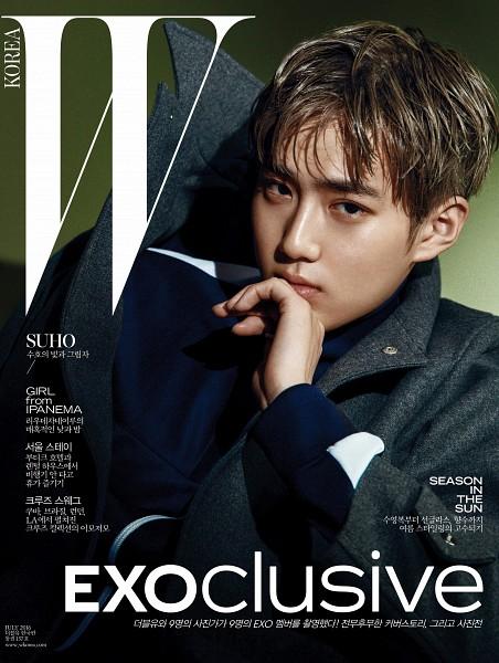 Tags: K-Pop, EXO, SM Town, EXO-K, Suho
