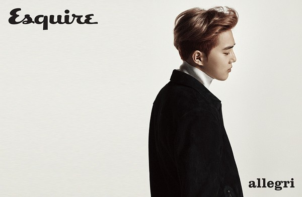 Tags: K-Pop, EXO, SM Town, Suho, Side View, Hair Up