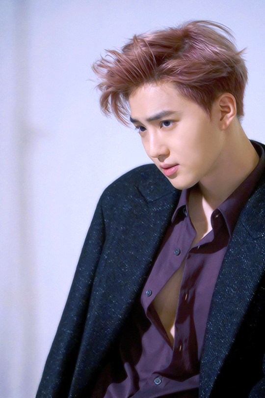 Tags: K-Drama, K-Pop, EXO, SM Town, Suho, Hair Up