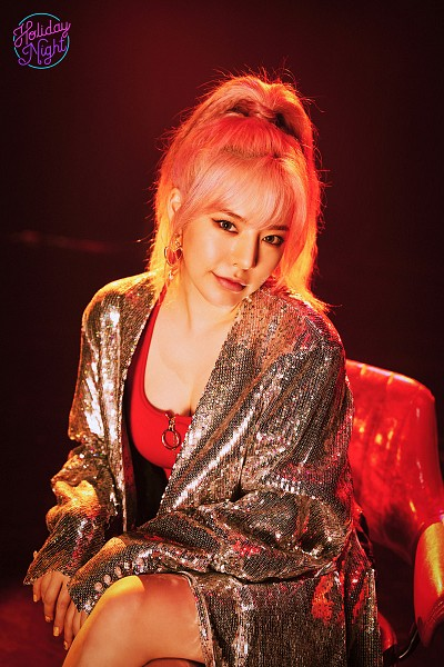 Tags: K-Pop, Girls' Generation, Sunny, Holiday Night (album)