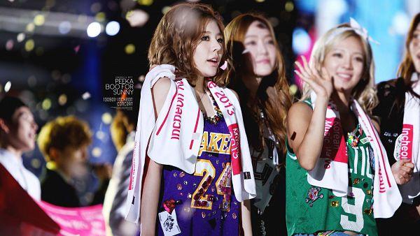 Tags: K-Pop, Girls' Generation, Sunny, HD Wallpaper, Wallpaper