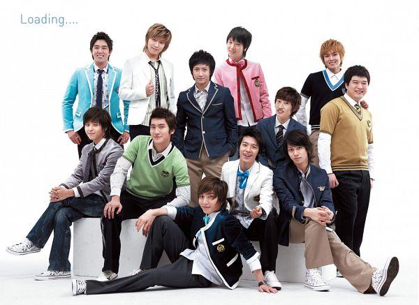 Tags: K-Pop, Super Junior, Eunhyuk, Kim Heechul, Lee Donghae, Choi Siwon, Han Geng, Lee Sungmin, Kim Ryeowook, Kim Kibum, Leeteuk, Shindong