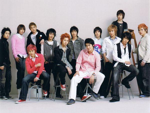 Tags: K-Pop, Super Junior, Han Geng, Lee Sungmin, Cho Kyuhyun, Kim Kibum, Shindong, Eunhyuk, Kangin, Leeteuk, Yesung, Lee Donghae
