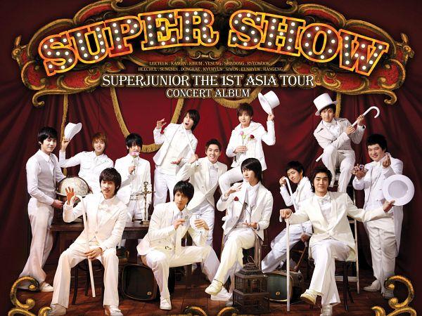 Tags: K-Pop, Super Junior, Leeteuk, Cho Kyuhyun, Kim Kibum, Shindong, Eunhyuk, Kangin, Yesung, Lee Donghae, Kim Heechul, Choi Siwon