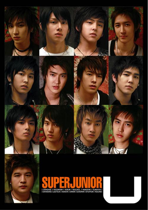 Tags: K-Pop, Super Junior, Cho Kyuhyun, Kangin, Yesung, Kim Heechul, Eunhyuk, Choi Siwon, Han Geng, Lee Donghae, Lee Sungmin, Leeteuk