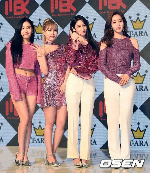 Tags: K-Pop, T-ara, Hyomin, Park Jiyeon, Ham Eunjung, Qri, Four Girls, Quartet