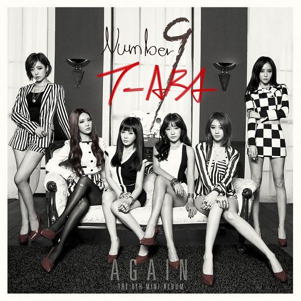 Tags: K-Pop, T-ara, Number Nine, Jeon Boram, Qri, Hyomin, Park Soyeon (T-ara), Park Jiyeon, Ham Eunjung