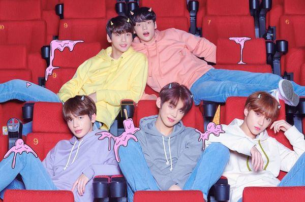 Tags: K-Pop, TXT, Taehyun (TXT), Beomgyu, Yeonjun, Soobin (TXT), Huening Kai