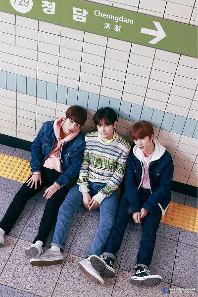 Tags: K-Pop, TXT, Huening Kai, Taehyun (TXT), Beomgyu