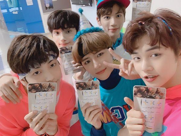 Tags: K-Pop, TXT, Beomgyu, Yeonjun, Soobin (TXT), Huening Kai, Taehyun (TXT)