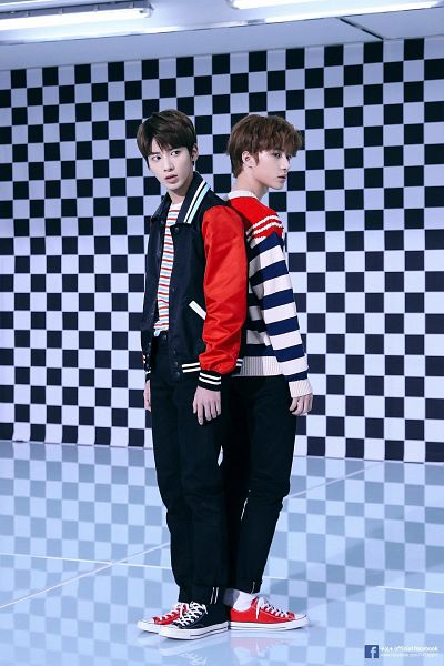 Tags: K-Pop, TXT, CROWN (Song), Beomgyu, Soobin (TXT), Two Males, Duo, The Dream Chapter: Star