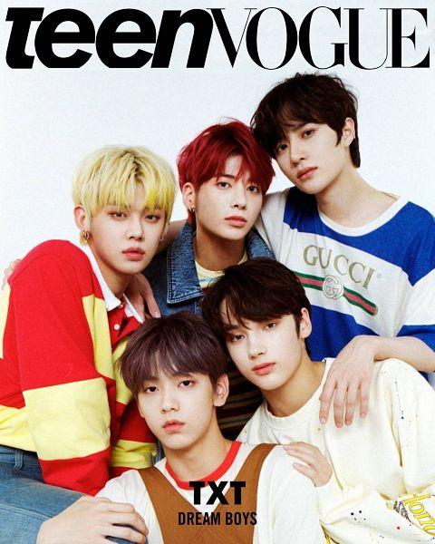 Tags: K-Pop, TXT, Soobin (TXT), Huening Kai, Taehyun (TXT), Beomgyu, Yeonjun