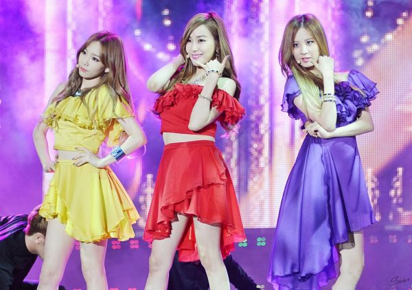 Tags: K-Pop, TaeTiSeo, Girls' Generation, Seohyun, Stephanie Young Hwang, Kim Tae-yeon