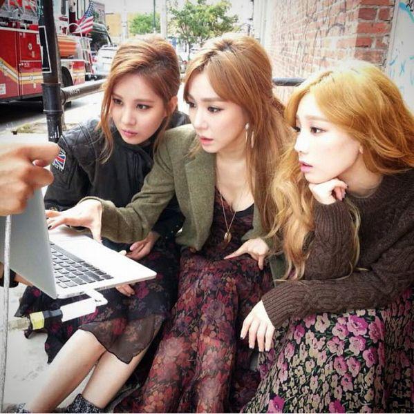 Tags: SM Town, K-Pop, TaeTiSeo, Girls' Generation, Kim Tae-yeon, Seohyun, Stephanie Young Hwang