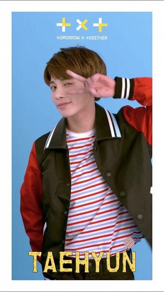 Tags: K-Pop, TXT, Taehyun (TXT)