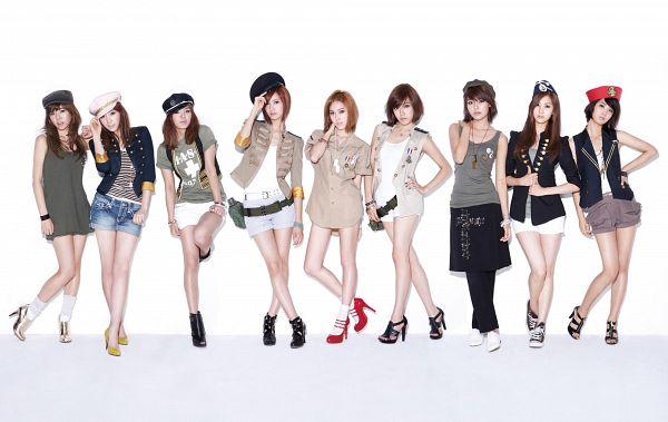 Tell Me Your Wish (Genie) - Girls' Generation