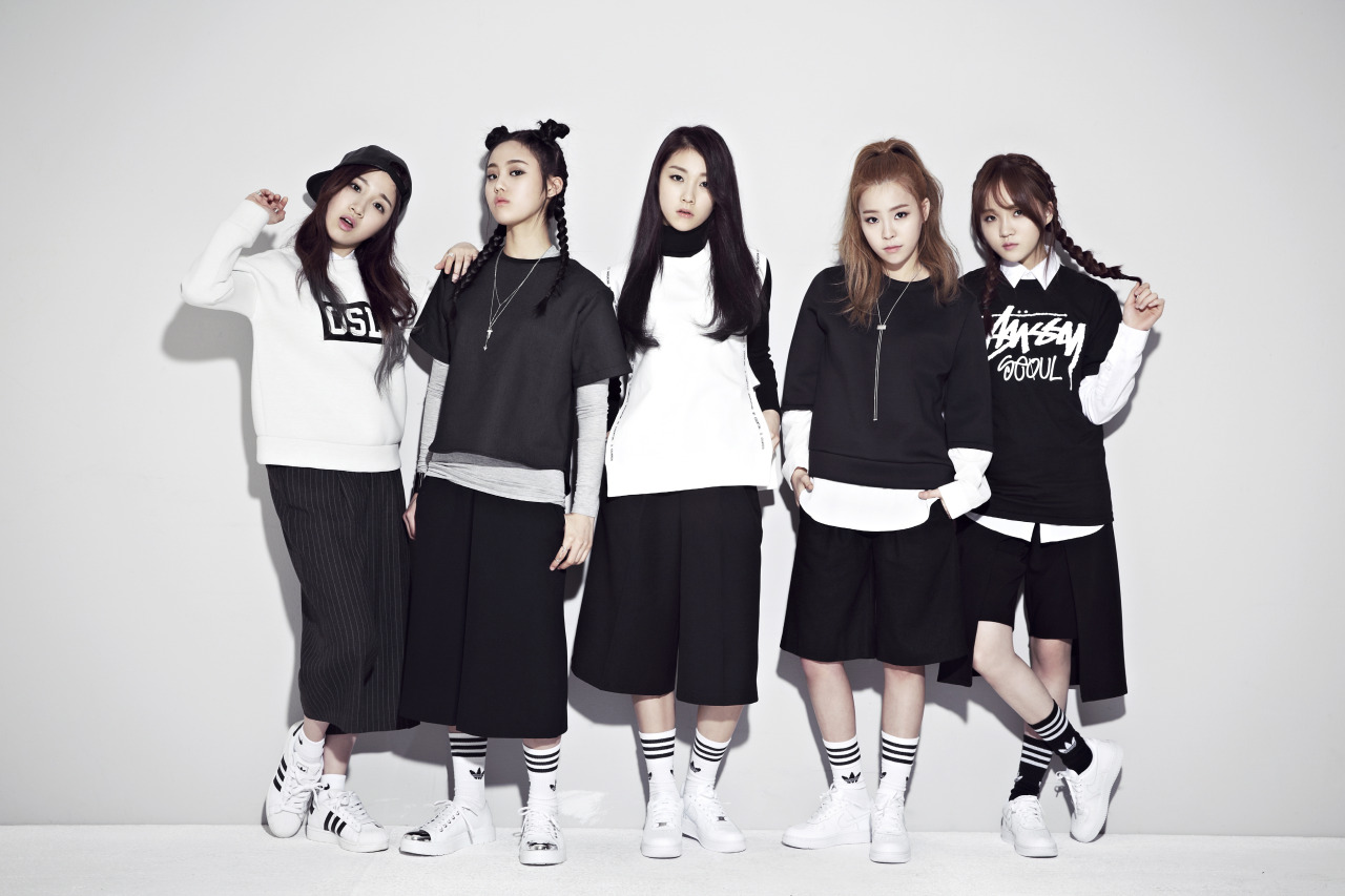 корейские поп группы женские