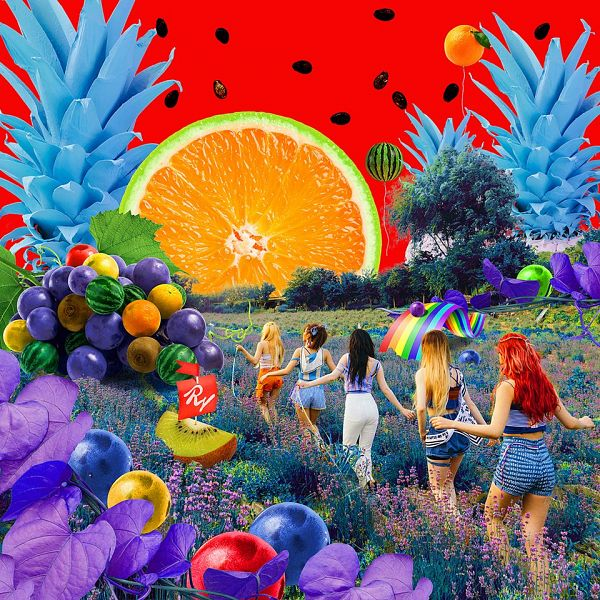 The Red Summer - Red Velvet