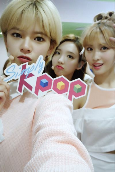 Tags: K-Pop, Twice, JYP Entertainment, Im Nayeon, Hirai Momo, Yoo Jeongyeon