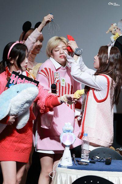 Tags: K-Pop, JYP Entertainment, Twice, Son Chaeyoung, Yoo Jeongyeon, Im Nayeon, Hirai Momo