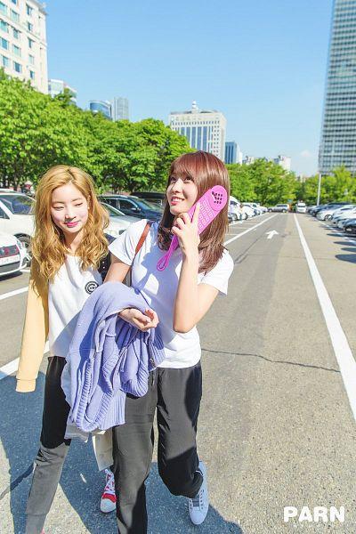 Tags: JYP Entertainment, K-Pop, Twice, Kim Dahyun, Hirai Momo