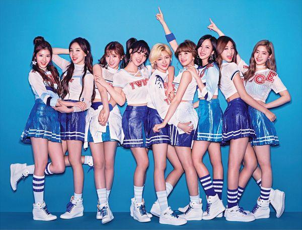 Tags: J-Pop, K-Pop, JYP Entertainment, Twice, Im Nayeon, Tzuyu, Myoui Mina, Yoo Jeongyeon, Jihyo, Minatozaki Sana, Hirai Momo, Kim Dahyun